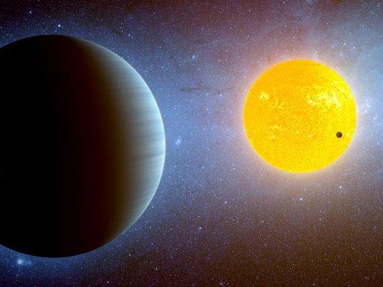 """开普勒望远镜最新发现一千多个""""外星世界"""""""