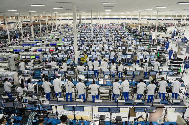 谷歌能用机器人给美国制造业创造新未来吗?