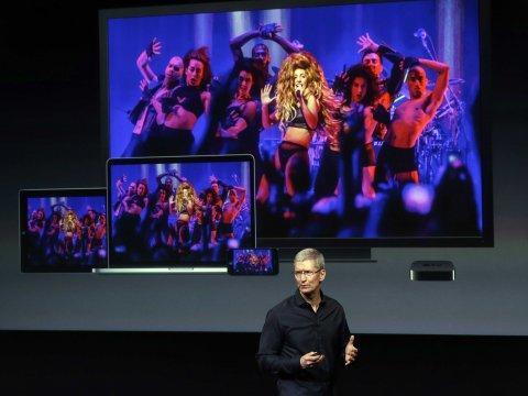 苹果电视革命阻力太大 计划屡次延迟