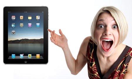 外媒评2010年五大浮夸科技产品:iPad在列