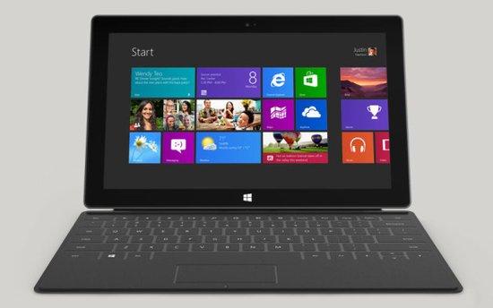 微软的Surface Pro将于下个季度登陆欧洲市场,价格约为1170美元