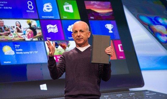 微软承认Surface RT名称确实造成用户混淆