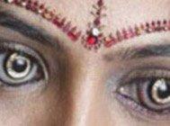 印度推出钻石黄金隐形眼镜