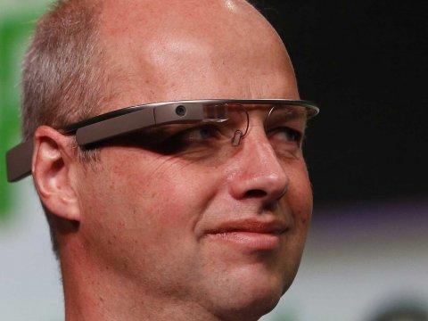 谷歌眼镜发明者:我们的设备能替代你的大脑