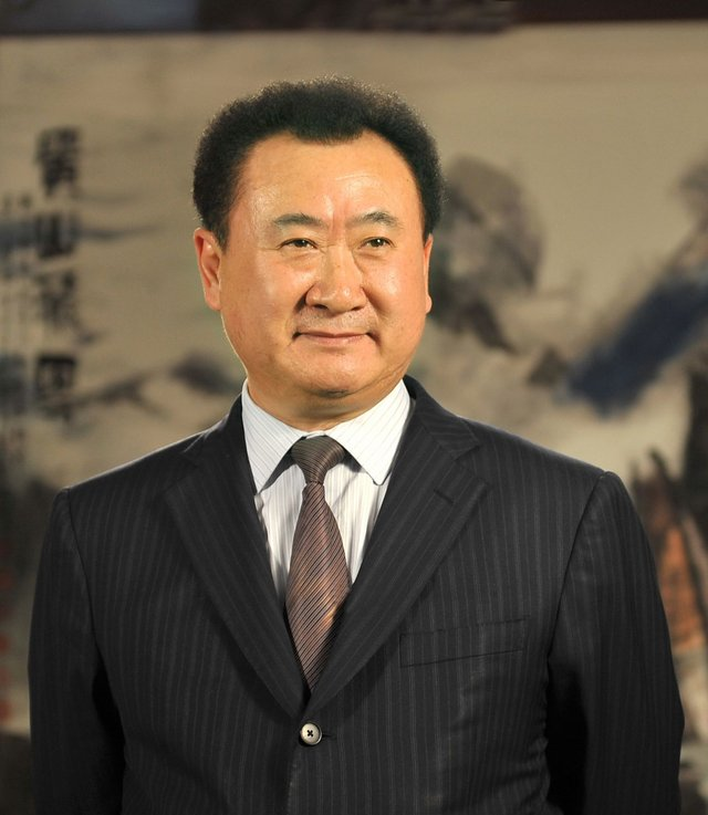 王健林 万达电商跟京东淘宝不一样