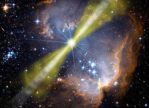美天文学家发现宇宙迄今为止最为强烈大爆炸