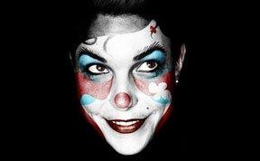 小丑的百变惊艳造型