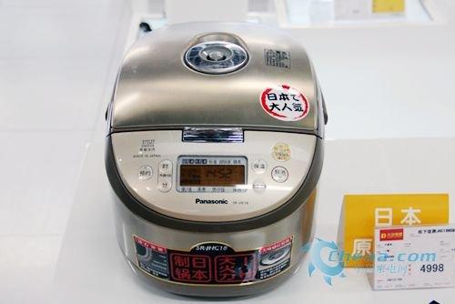 还原米饭最美风味 松下电饭煲SR-JHC18