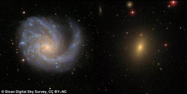 """银河系已""""死亡""""数十亿年 实为僵尸星系"""