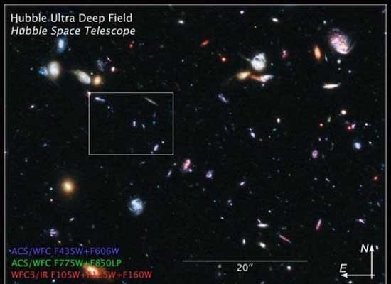 哈勃发现最远超新星 为研究早期宇宙提供线索