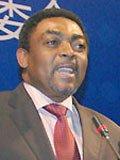 非洲知识产权组织总干事发言