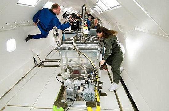 太空制造:宇航员可在太空3D打印所需物品
