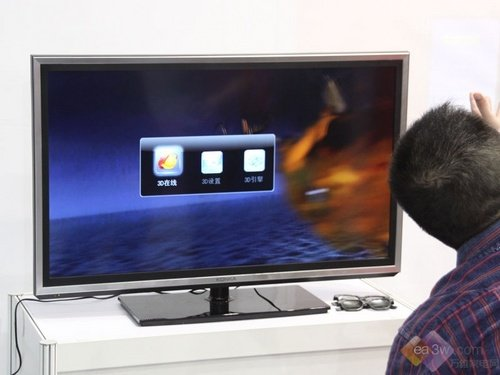 消费电子展特色电视机盘点