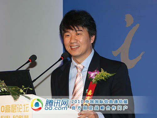 图文:瑞芯微电子市场总监陈锋演讲