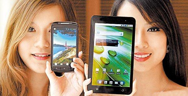 2013将成平板手机年?Galaxy Note不代表全部