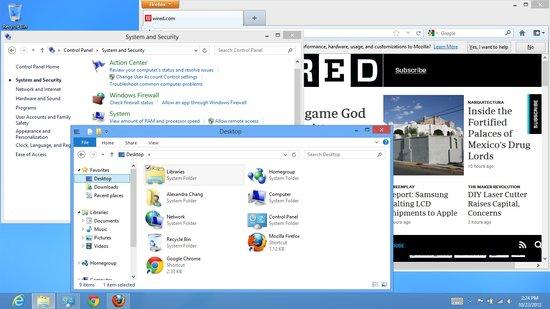 伸手触摸才能体会Windows 8最大的魅力