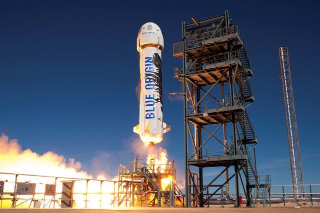Blue Origin航空计划在测试中故意让乘务舱紧急降落