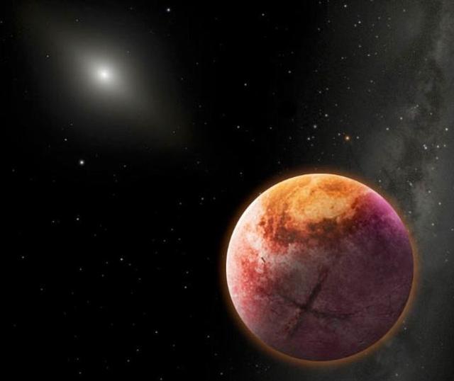 科学家搜寻第九行星时意外发现外海王星天体