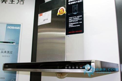 老板免拆洗吸油烟机CXW-200-8508评测