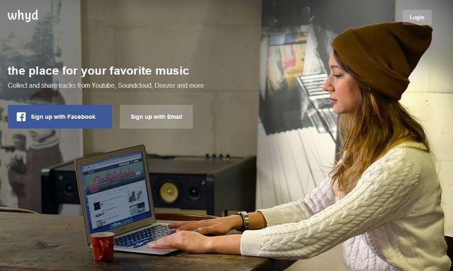 Whyd要做音乐和视频领域的Instapaper?