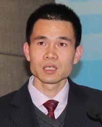 纳斯卡三网科技公司副总经理兰洪蕴演讲