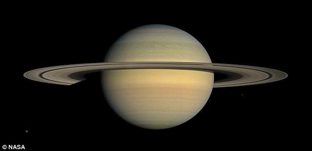 天文学家重新测定土星自转周期:10小时32分
