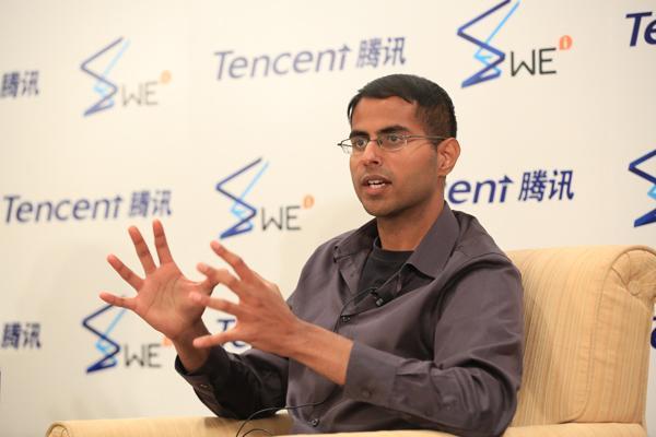 专访交互创新者Sodhi:通过空气也能产生交互