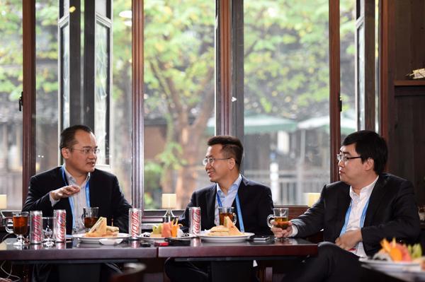 张一鸣、王兴和程维在乌镇闭门聊了三个半小时,他们谈了什么?