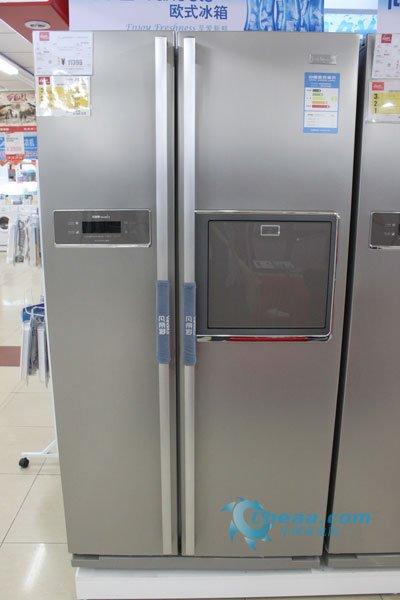 美的 冰箱/整体外观