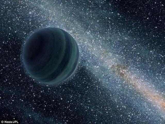 """最新发现""""最孤独行星""""不环绕任何恒星运行"""