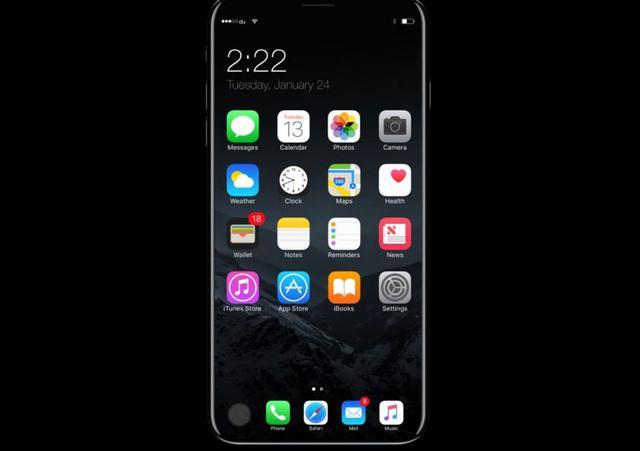iPhone 8最有可能的三大卖点:OLED屏、超大电池、3D传感器