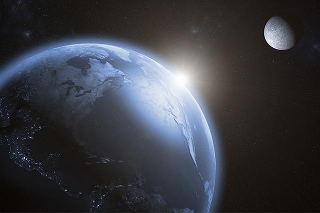 美科学家称地球可能是较早出现生命的行星