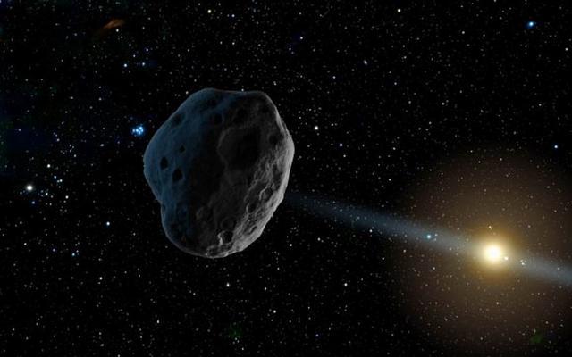 美国宇航局最新观测发现两颗神秘近地天体