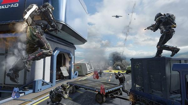 动视《使命召唤》游戏销售额超百亿美元
