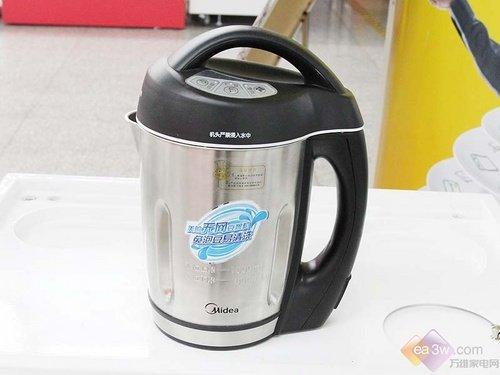 美的豆浆机DS101B强推荐 售价399元