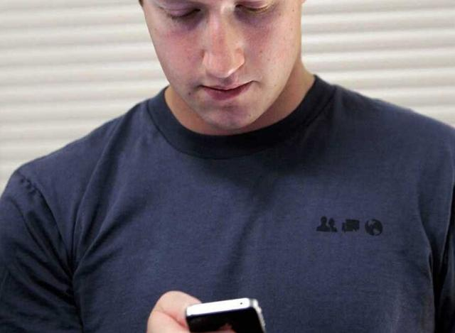 FB移动广告营收占比达45%
