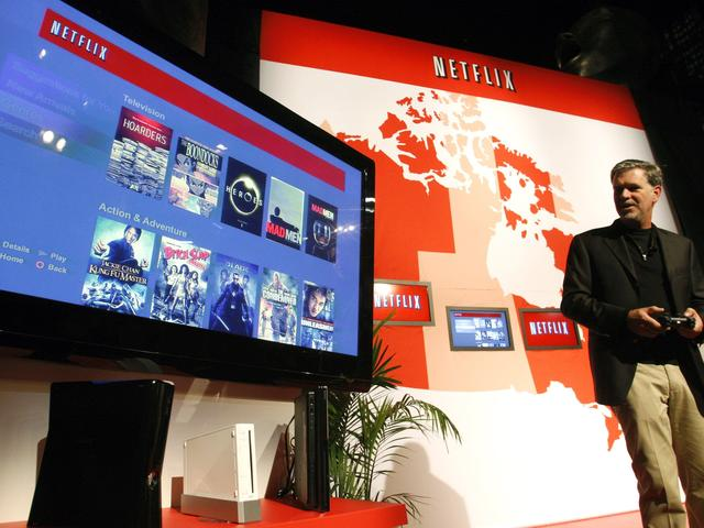 Netflix CEO称用户每天花两小时观看Netflix内容