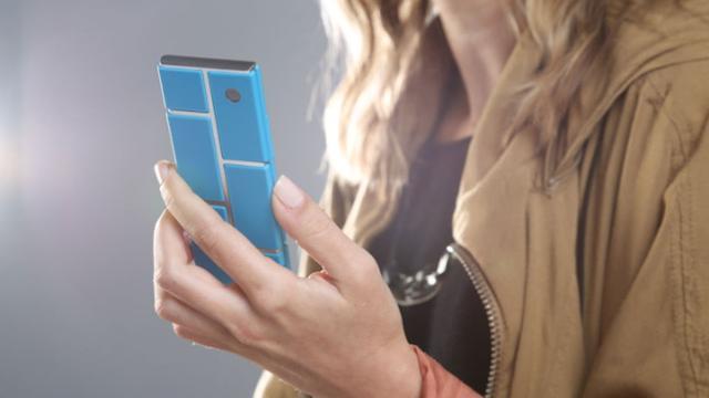 谷歌Project Ara手机采用东芝芯片 售50美元