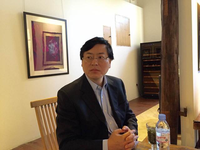 专访杨元庆:不能让猪的行业颠覆羊的行业