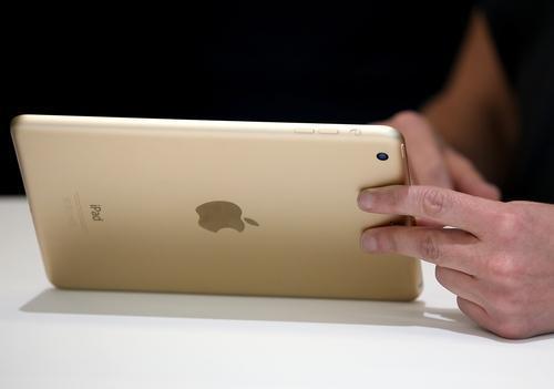 iPad Mini销售惨淡:预定量仅占iPad 3%