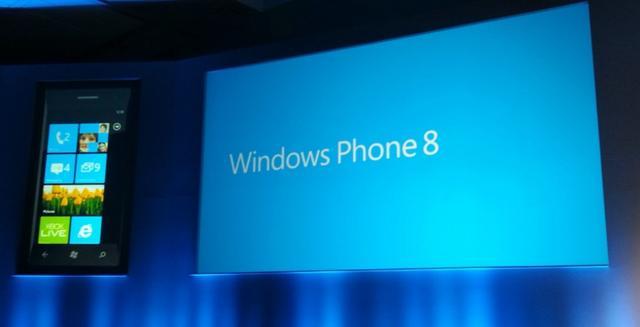 微软宣布WP已击败黑莓 现场媒体哄笑