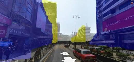 腾讯地图香港3D高清街景上线 城市总覆盖达124个