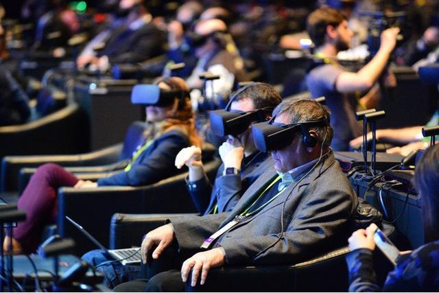 英特尔一场用心良苦的发布会背后却是VR的尴尬现状
