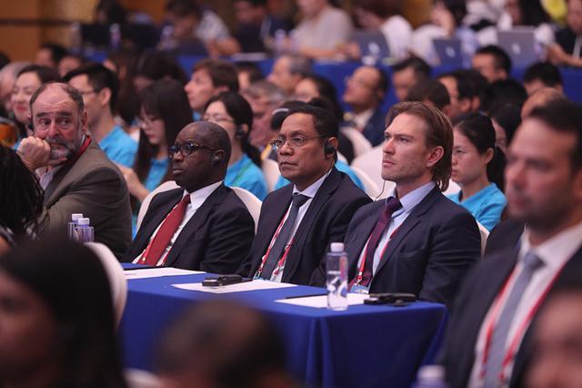 国际检察官联合会唯一通讯平台,企业微信让98个国家嘉宾保持友好交流
