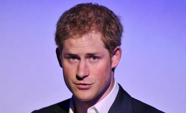 哈里整形_英国哈里王子:我讨厌twitter