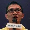 天拓资讯科技总经理郑泽峰