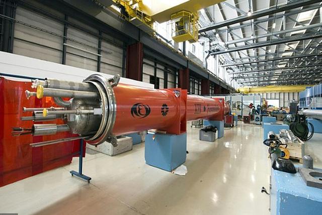 中国要建世界最大对撞机 理解上帝粒子的秘密