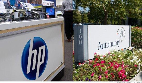 惠普证实Autonomy部门将裁员 另聘50名工程师
