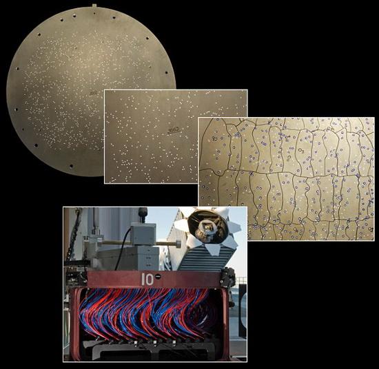 美发布最大宇宙3D地图 有助揭晓暗物质之谜