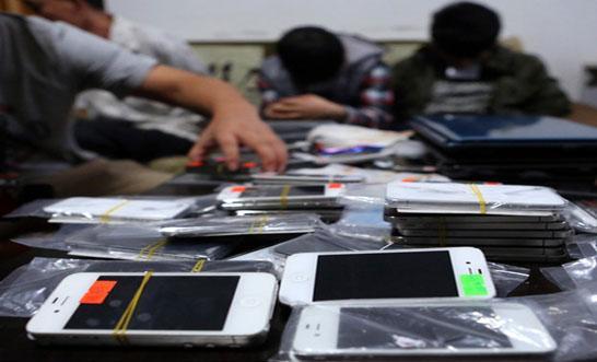 富士康揭秘iPhone回收市场内幕:80%流入内地